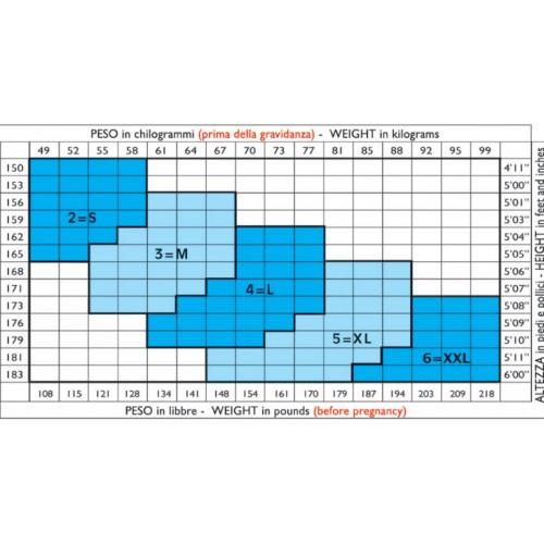 Autoreggente 70 den (mm Hg 15-18)