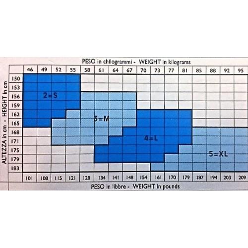 Autoreggente 40 den (mm Hg 7-9)