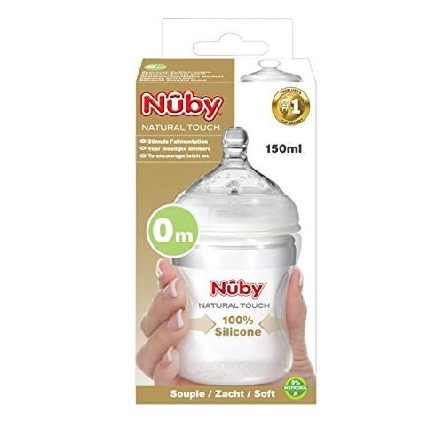 Biberon 0 mesi 150 ml NUBY