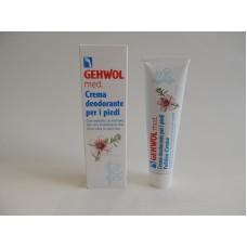 Crema deodorante per piedi Gehwol