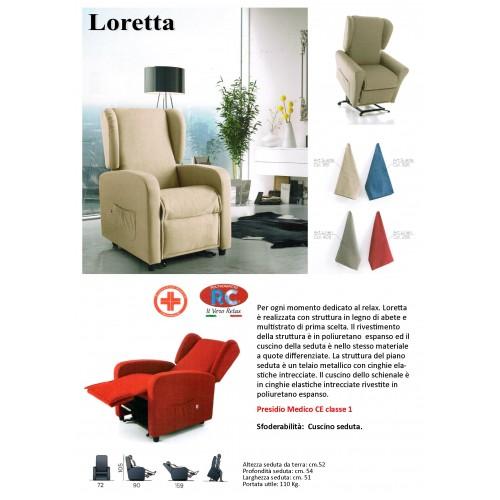 Poltrona Loretta