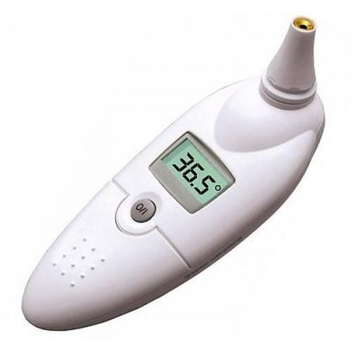 Termometro auricolare a raggi infrarossi
