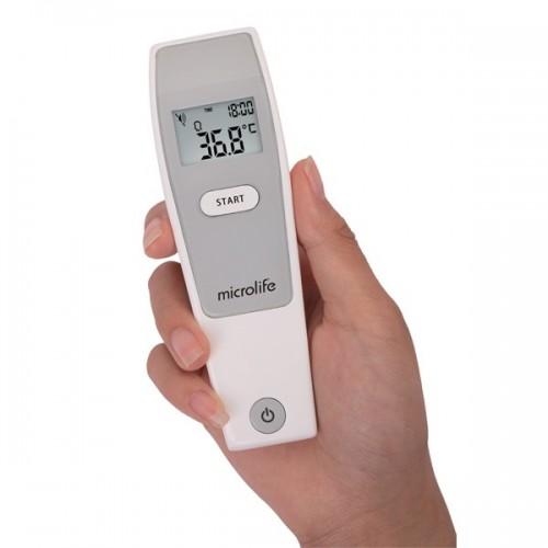 Termometro frontale