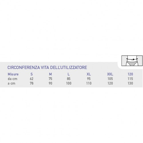 TLM SUMMER/50 Corsetto semir. toraco-lombo-sacrale con spallaci